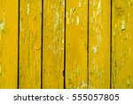 Texture Of Old Wooden Fence...