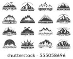 Mountain Travel Labels For...