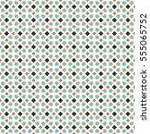 arabic seamless pattern... | Shutterstock .eps vector #555065752