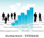 business team   Shutterstock .eps vector #55506646