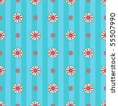 Seamless India Pattern