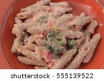 Penne Pasta With Broccoli And...