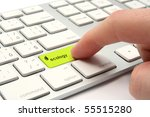 Keyboard With Ecology Button  ...