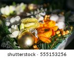 Christmas Floral Decorations