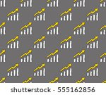 graphic growing. colored flat...   Shutterstock .eps vector #555162856