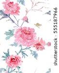 nature seamless texture....   Shutterstock . vector #555187966