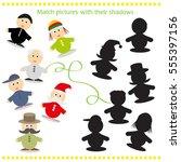 cartoon vector illustration of... | Shutterstock .eps vector #555397156