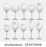 Different Types Of Wine Glasse...