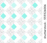 abstract geometric background.... | Shutterstock .eps vector #555526006