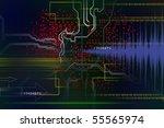 internet concept | Shutterstock . vector #55565974