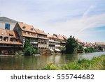 regnitz  bamberg | Shutterstock . vector #555744682