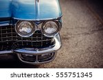 old car close up   Shutterstock . vector #555751345