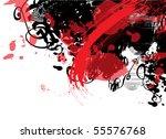 grunge background for text | Shutterstock .eps vector #55576768