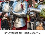 The Joust Of Medieval Knights...