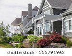 close up beach house  | Shutterstock . vector #555791962