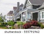 close up beach house  | Shutterstock . vector #555791962
