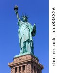 statue of liberty | Shutterstock . vector #555836326