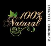 100  Natural. Vintage...