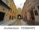 This Is A View Of Lublin Old...