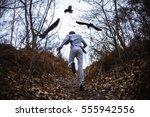 escape | Shutterstock . vector #555942556