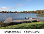 Peaceful Lake Virginia  In...