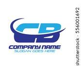 cb logo | Shutterstock .eps vector #556001692