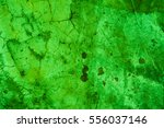 Concrete Wall  Texture Green...