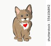 Small St.valentine's Day Kitte...