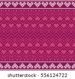 seamless pattern on the theme... | Shutterstock .eps vector #556124722