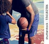 basketball sport exercise...   Shutterstock . vector #556182586