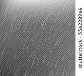 rain transparent template... | Shutterstock .eps vector #556228966