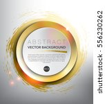 abstract vector background.... | Shutterstock .eps vector #556230262