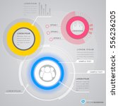 business infographics with...