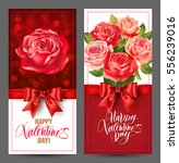 Valentines Day Banners With...