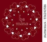 valentine's day   Shutterstock .eps vector #556242586