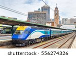 Express Train To Canberra At...