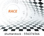 racing sport background  vector ... | Shutterstock .eps vector #556376566