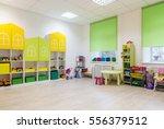 interior of a modern... | Shutterstock . vector #556379512