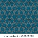geometric shape abstract raster ... | Shutterstock . vector #556382032