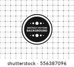 vector seamless pattern square. ... | Shutterstock .eps vector #556387096