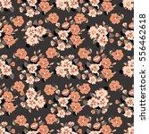 simple cute pattern in small...   Shutterstock . vector #556462618