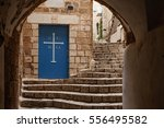 Doors Of The Church In Stone...