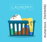 vector flat image icon of... | Shutterstock .eps vector #556546582