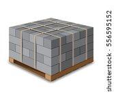 Cinder Block. Concrete Block O...