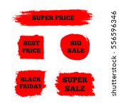 "set of red signs with the text ""... 