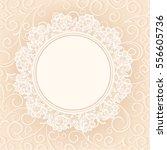 template  frame design for... | Shutterstock .eps vector #556605736