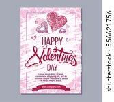 Happy Valentine Day Flyer...