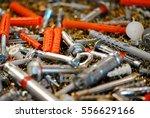 screws and bolts  | Shutterstock . vector #556629166