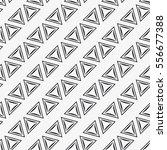 vector seamless pattern. modern ... | Shutterstock .eps vector #556677388