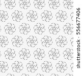 vector seamless pattern with... | Shutterstock .eps vector #556677406